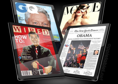 "Peer-Reviewed Article: ""All the News That Fits on Tablets"""
